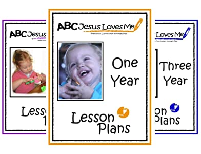 photograph about Jesus Loves Me Sign Language Printable identify ABCJesusLovesMe Intensive Curriculum (5 e-book collection