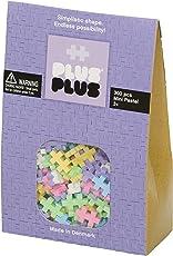 PLUS PLUS - Construction Building Toy, Open Play Set - 300 Piece - Pastel Color Mix