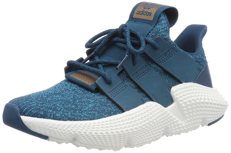 Adidas Prophere W, Zapatillas de Gimnasia para Mujer 43 1/3 EU|Turquesa (Real Teal/Real Teal/Footwear White 0)