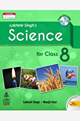 Lakhmir Singh's Science For Class 8 Kindle Edition