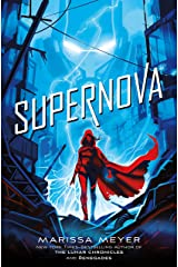 Supernova (Renegades) Hardcover