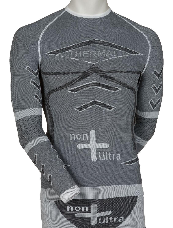 CzSalus Thermoshirt Unisex (Langarm) hergestellt mit Garn Super technologische geringe® + DRYARN