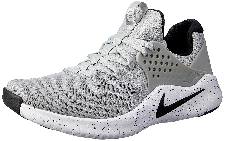 Mehrfarbig Mehrfarbig Mehrfarbig (Matte Silber schwarz Weiß 001) Nike Herren Free Tr 8 Laufschuhe, Schwarz 9de