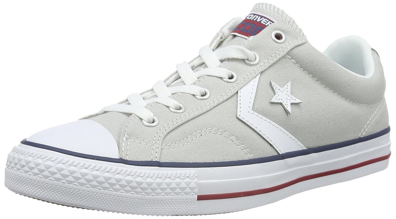 Converse Lifestyle Star Player Ox, Zapatillas Unisex Adulto 39.5 EU Gris (Grau)