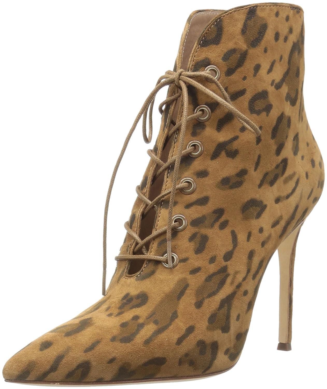 Pour La Victoire Women's Cari Ankle Boot B06XTSPT34 9.5 B(M) US Leopard