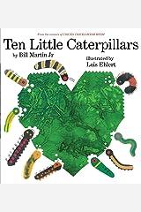 Ten Little Caterpillars Kindle Edition