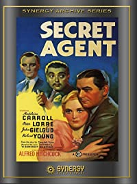 Secret Agent Madeleine Carroll product image