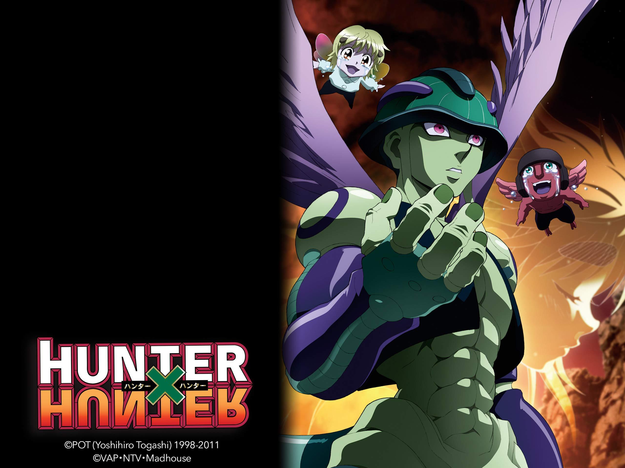 Amazon Com Watch Hunter X Hunter Set 7 Prime Video