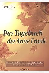 Das Tagebuch der Anne Frank (German Edition) Kindle Edition