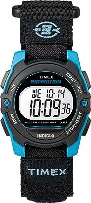 Timex Unisex Sport Expedition Collection Blue Dial Quartz Watch (Model: TW4B12900GP)