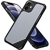 Arae Compatible with iPhone 12 Case/iPhone 12 Pro Case Military Grade Anti-Scrach Shock Absorbing Protection Durable Case 6.1