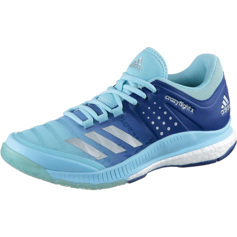 Adidas Crazyflight X W, Zapatillas de Voleibol para Mujer 36 2/3 EU