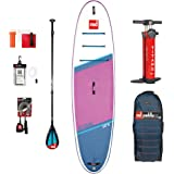 Red Paddle Unisex's 10'6″ Ride SE MSL + Carbon 50 Nylon Table Sup and Paddle, Multicolor, Uni