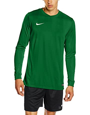 e68dbedd06e Nike Long-Sleeved Men s Park VI Jersey