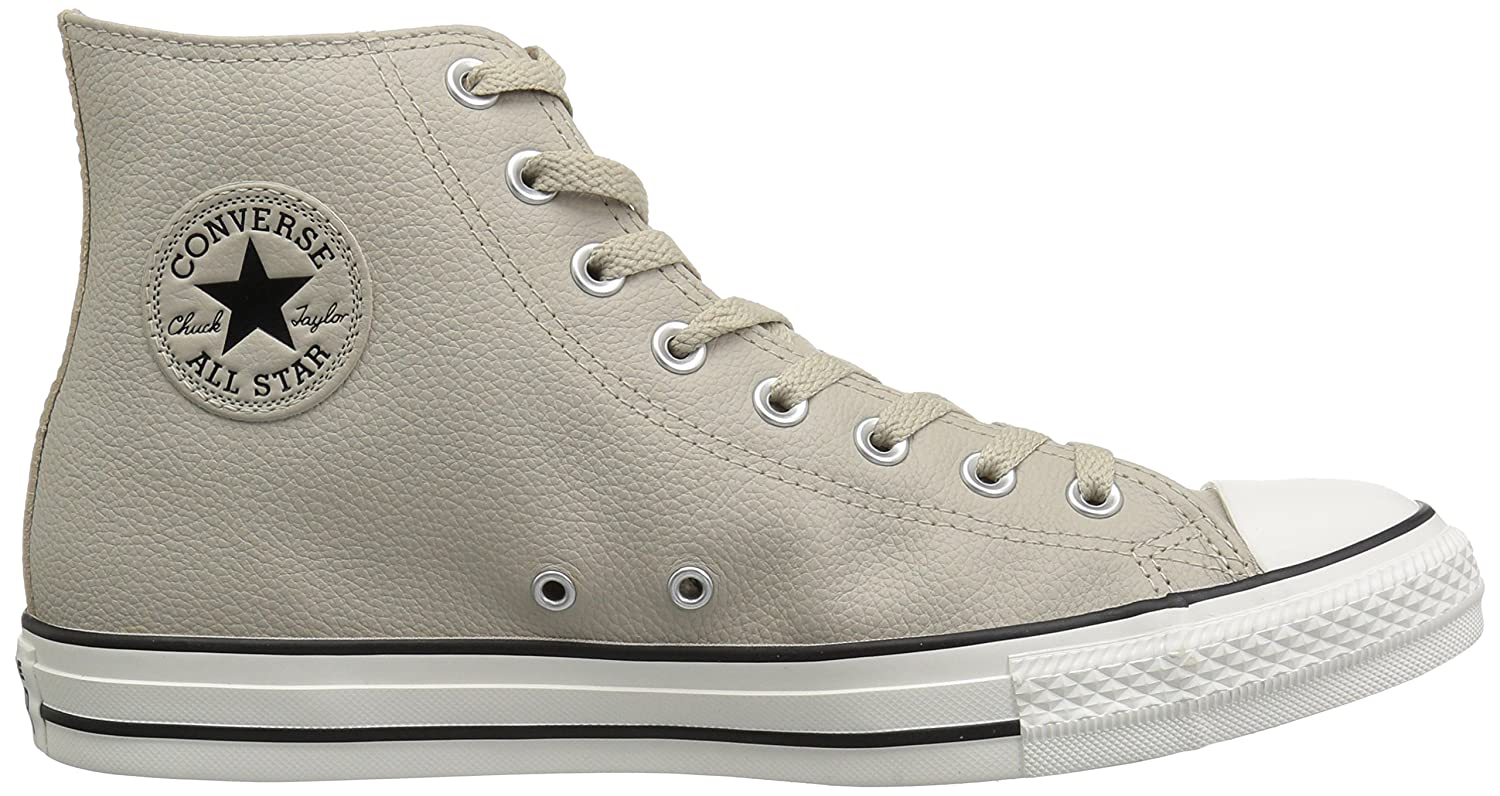 Converse Chuck Taylor All Star Tumbled Leather 11.5 High Top Sneaker B07CQ58RZV 11.5 Leather M US|Papyrus/Papyrus/Egret 1d5d36