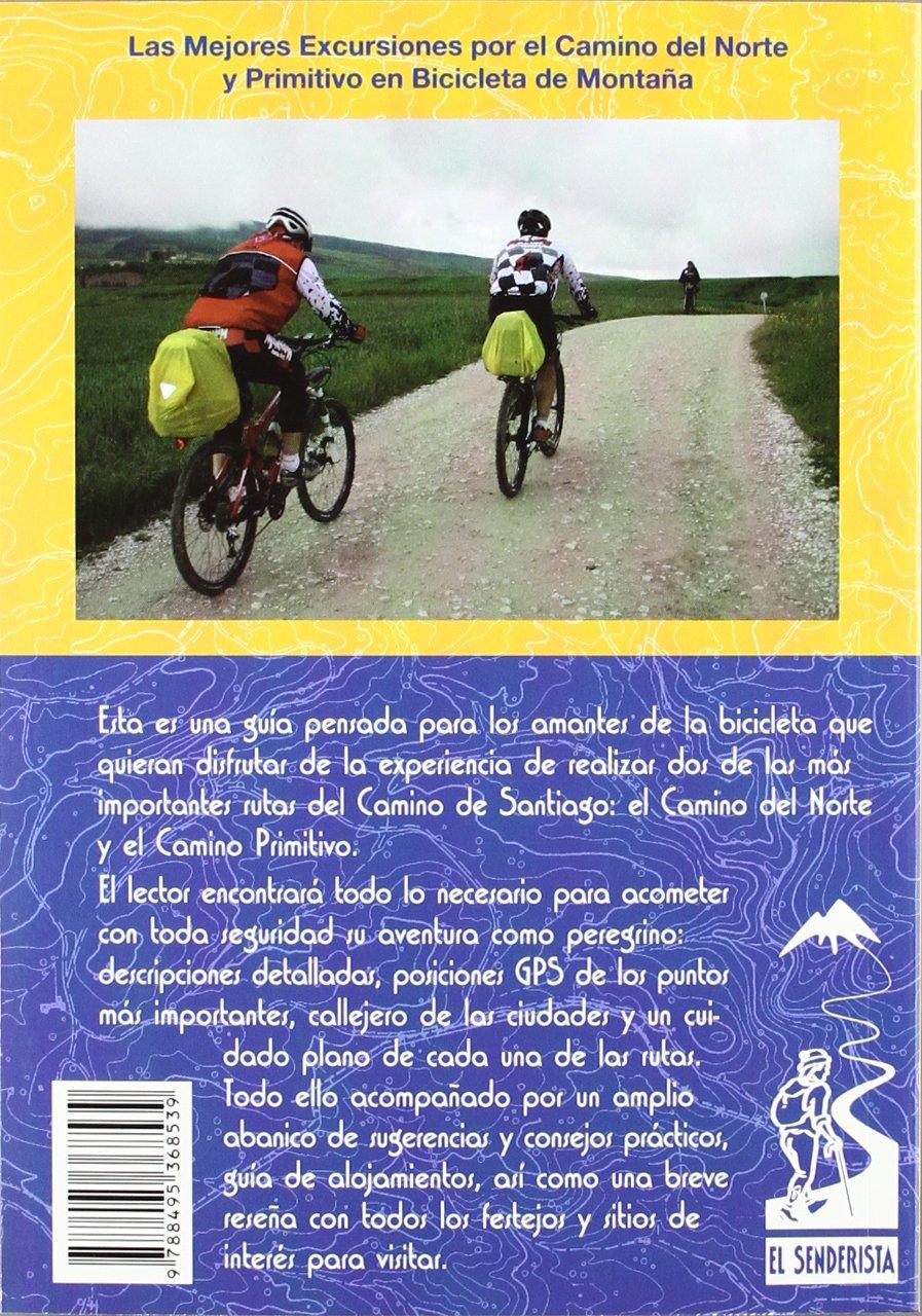 El Camino del Norte y Primitivo en bicicleta de montaña Las ...