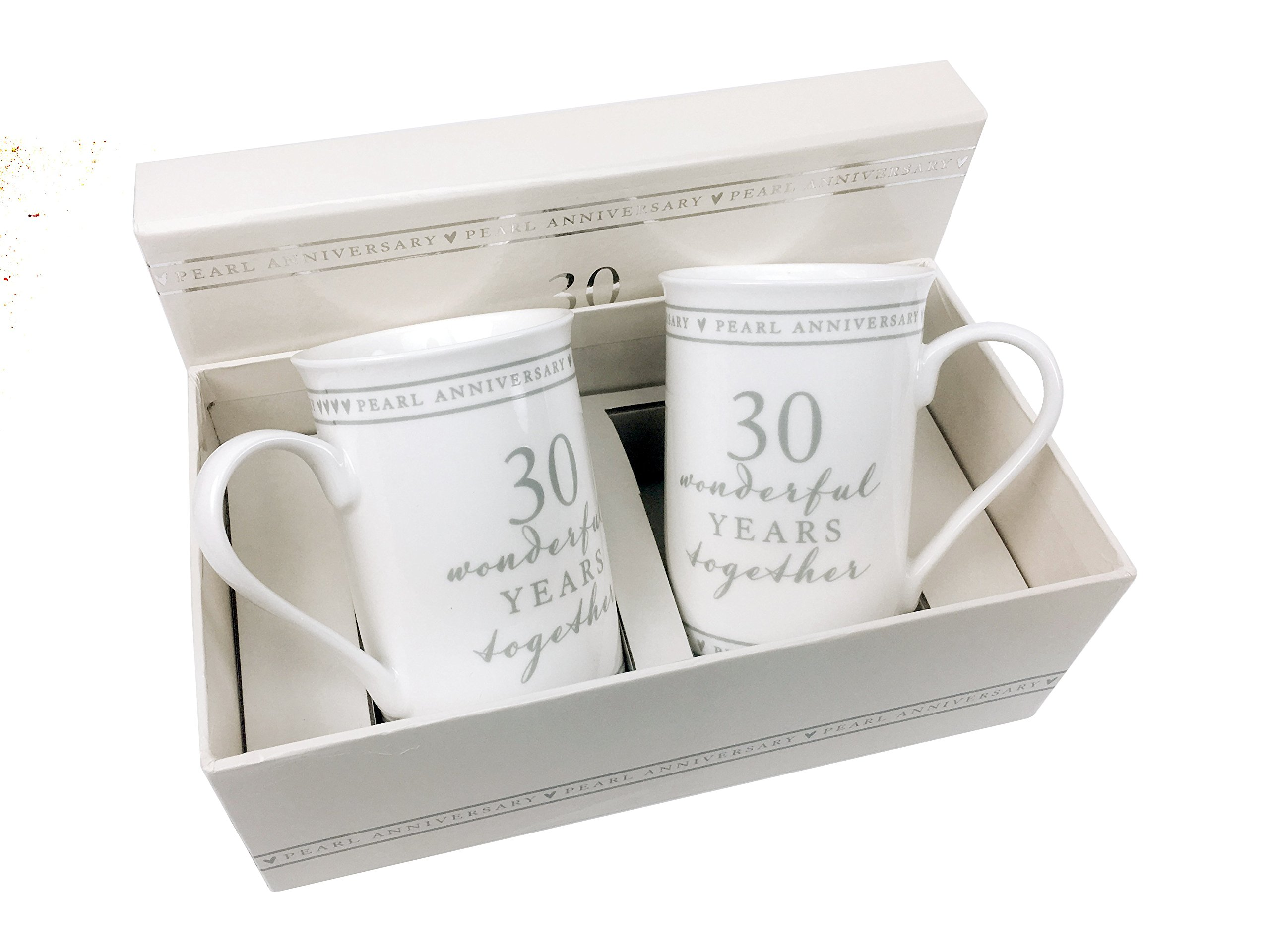 Gift For 30 Wedding Anniversary: 30th Wedding Anniversary Gifts: Amazon.co.uk