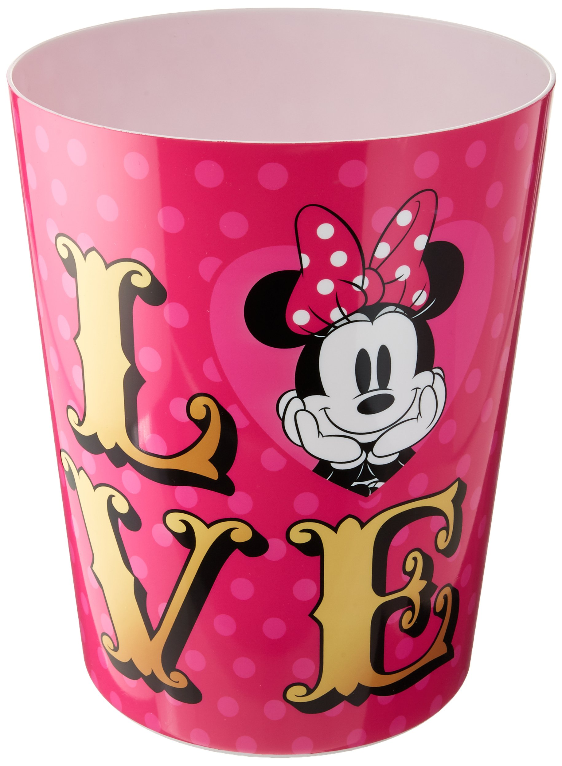 Amazon Com Disney Minnie Mouse Quot Bowtique Quot Dimensional Bath