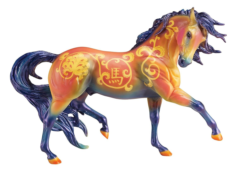 Breyer Anno cinese del cavallo [importato da UK]