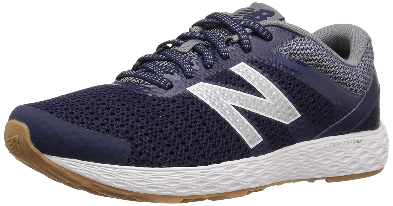 New Balance Men's 520v3 Running Shoe B01FSDQAIY 9 D(M) US Dark Denim/Gunmetal/White
