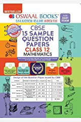 Oswaal CBSE Sample Question Papers Class 12 Mathematics Book (For 2021 Exam) Kindle Edition