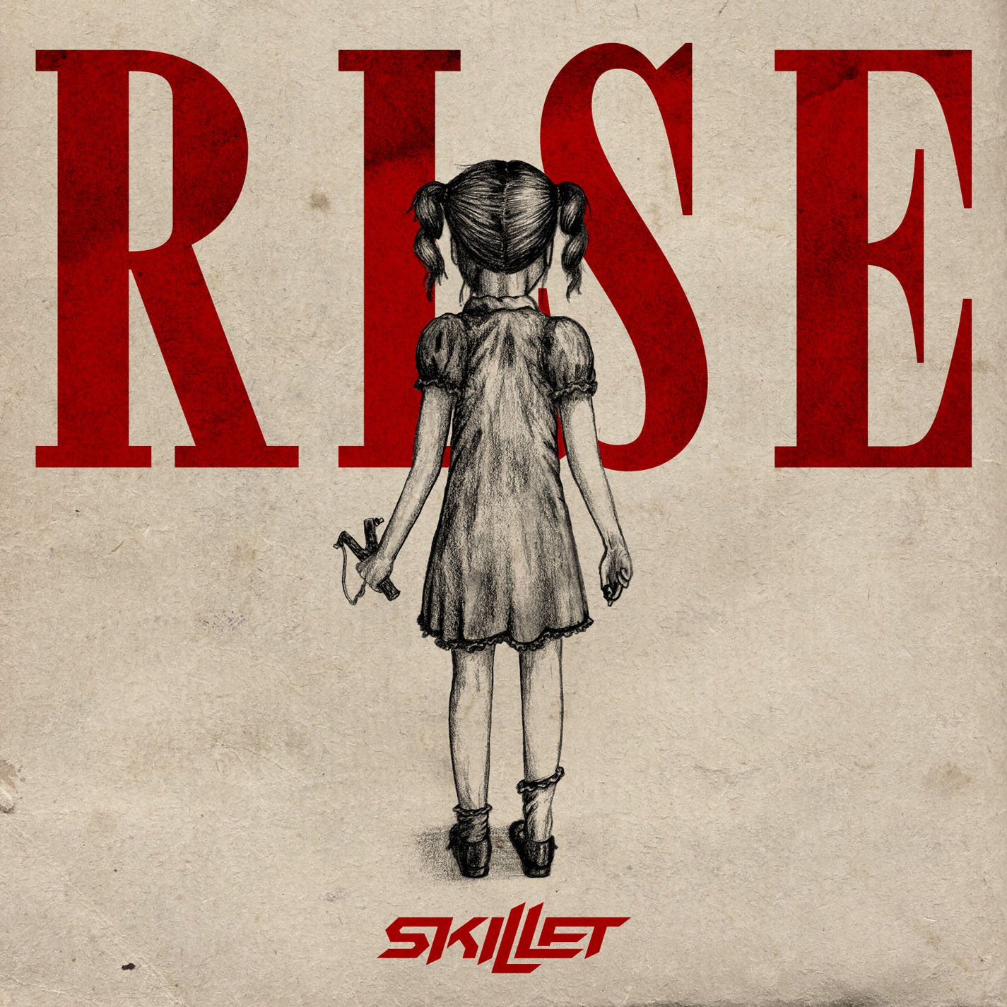 CD : Skillet - Rise (With DVD, Deluxe Edition, 2 Disc)