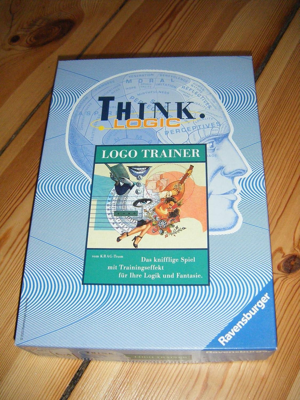 Ravensburger Think Logic 27421 - Logo Trainer