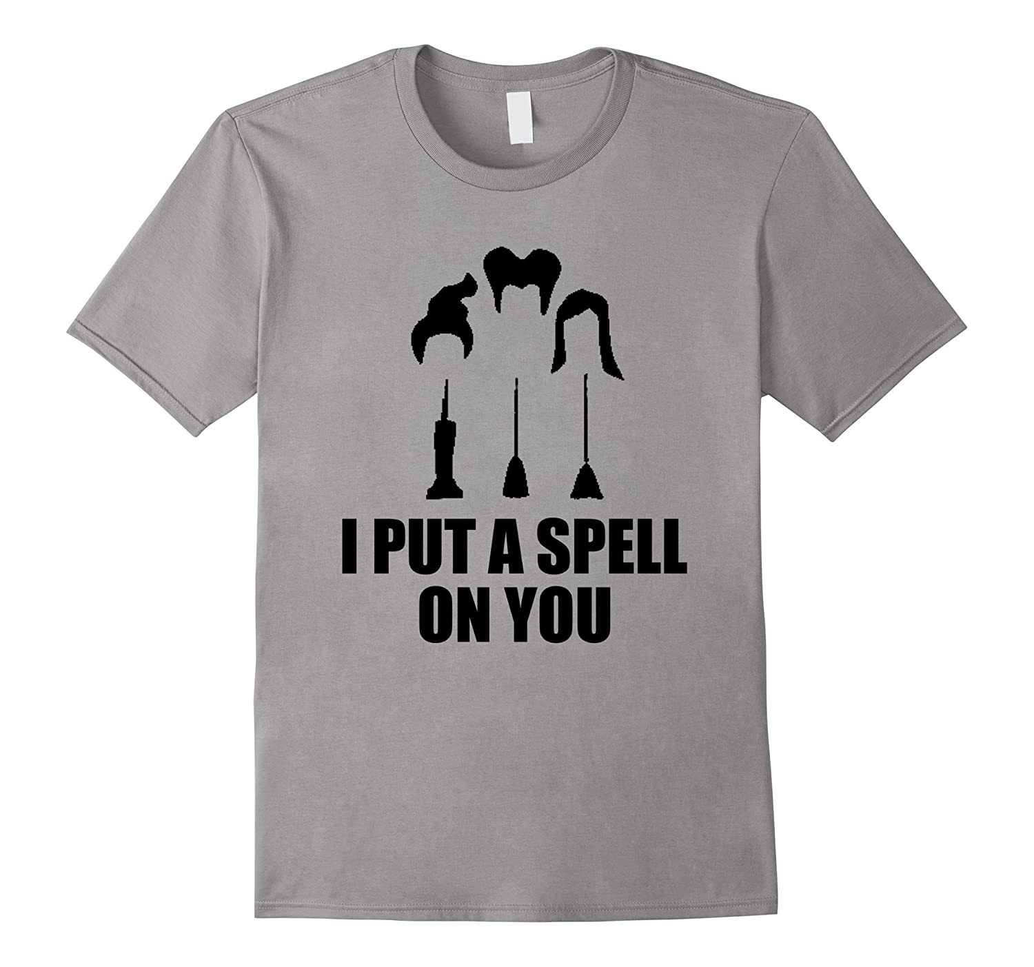 I Put A Spell On You T Shirt Funny Sayings T Shirt Goatstee