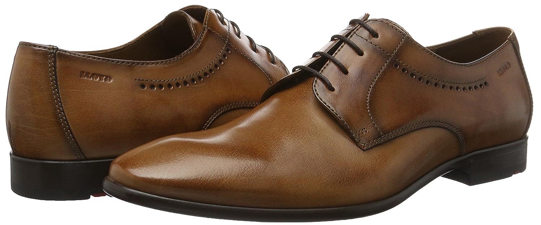 LLOYD Herrenschuh OCAS, klassischer Business-Halbschuh aus Leder mit Ledersohle Ledersohle Ledersohle B01M666417  b5df18