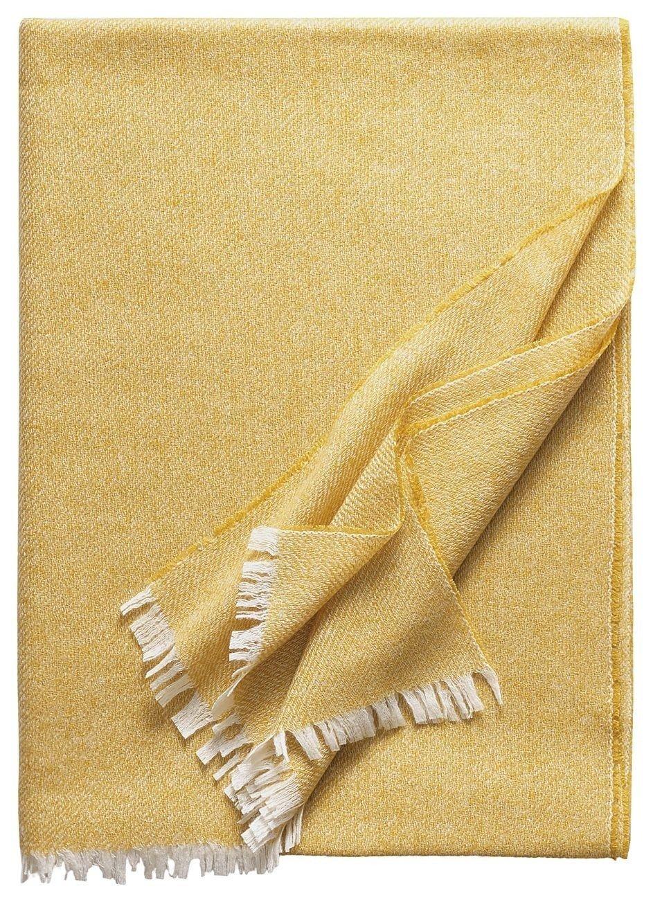 Eagle Products Damenschuhe Wohndecken Farbe Senf Größe 140x200