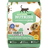 Rachael Ray Nutrish Super Premium Dry Cat Food, SuperFood Blends