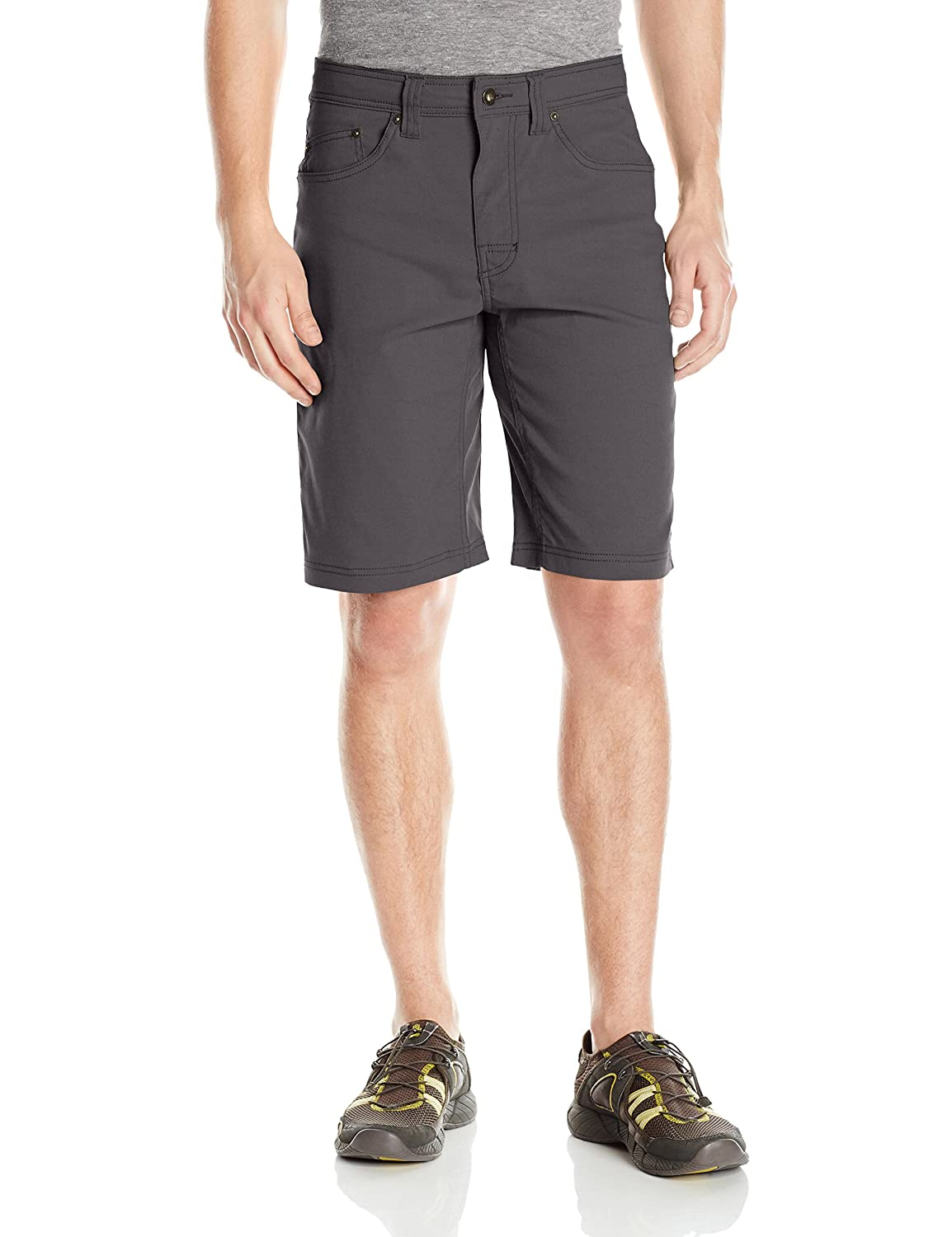 Charcoal 32 prAna Men's Brion Shorts