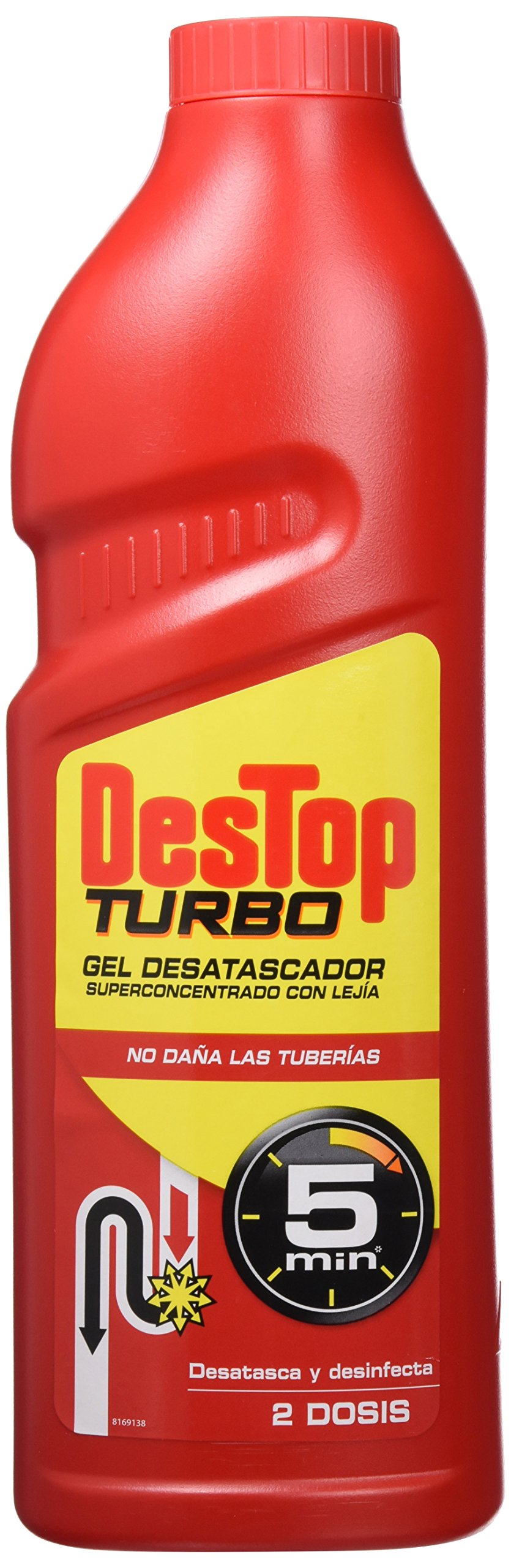 Destop Gel Turbo - 1 l product image
