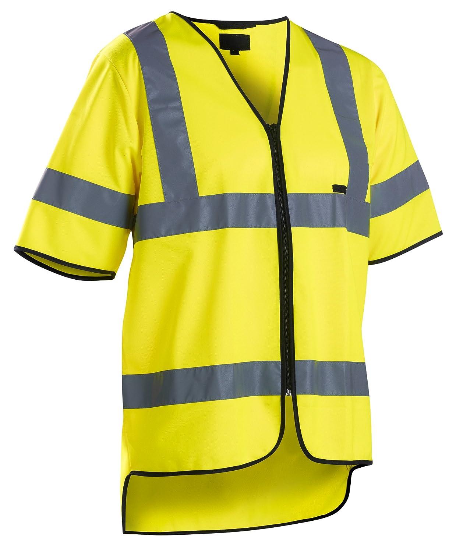 Blaklader Workwear Herren Weste Gelb Gelb
