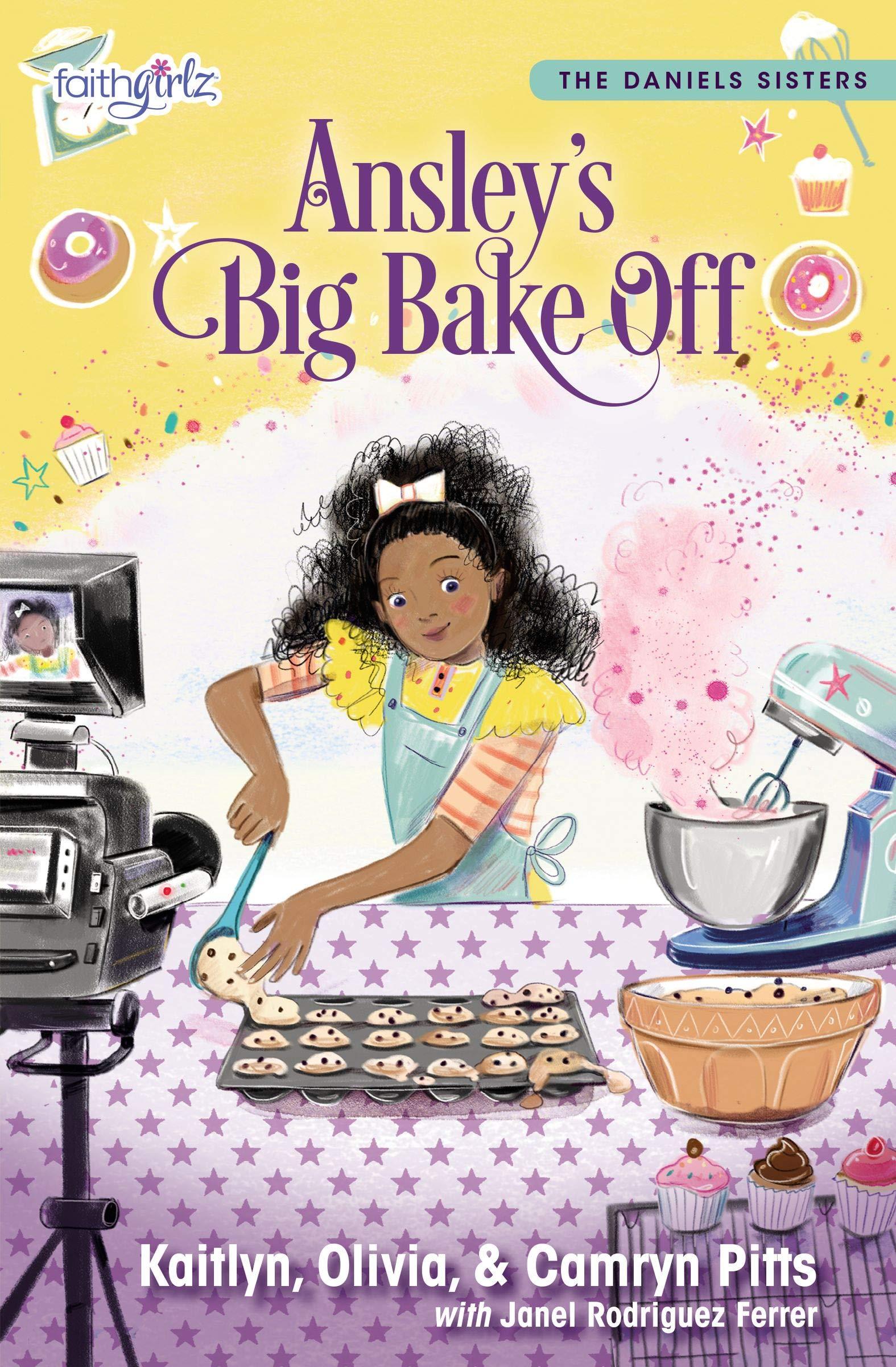 Ansleys Big Bake Off Faithgirlz / The Daniels Sisters: Amazon.es ...