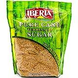 Iberia Pure Cane Turbinado Raw Sugar, 32 Ounce