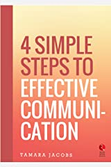 4 Simple Steps to Effective Communication (Rupa Quick Reads) Kindle Edition