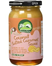 Nature's Charm Coconut Salted Caramel Sauce, 1 Count