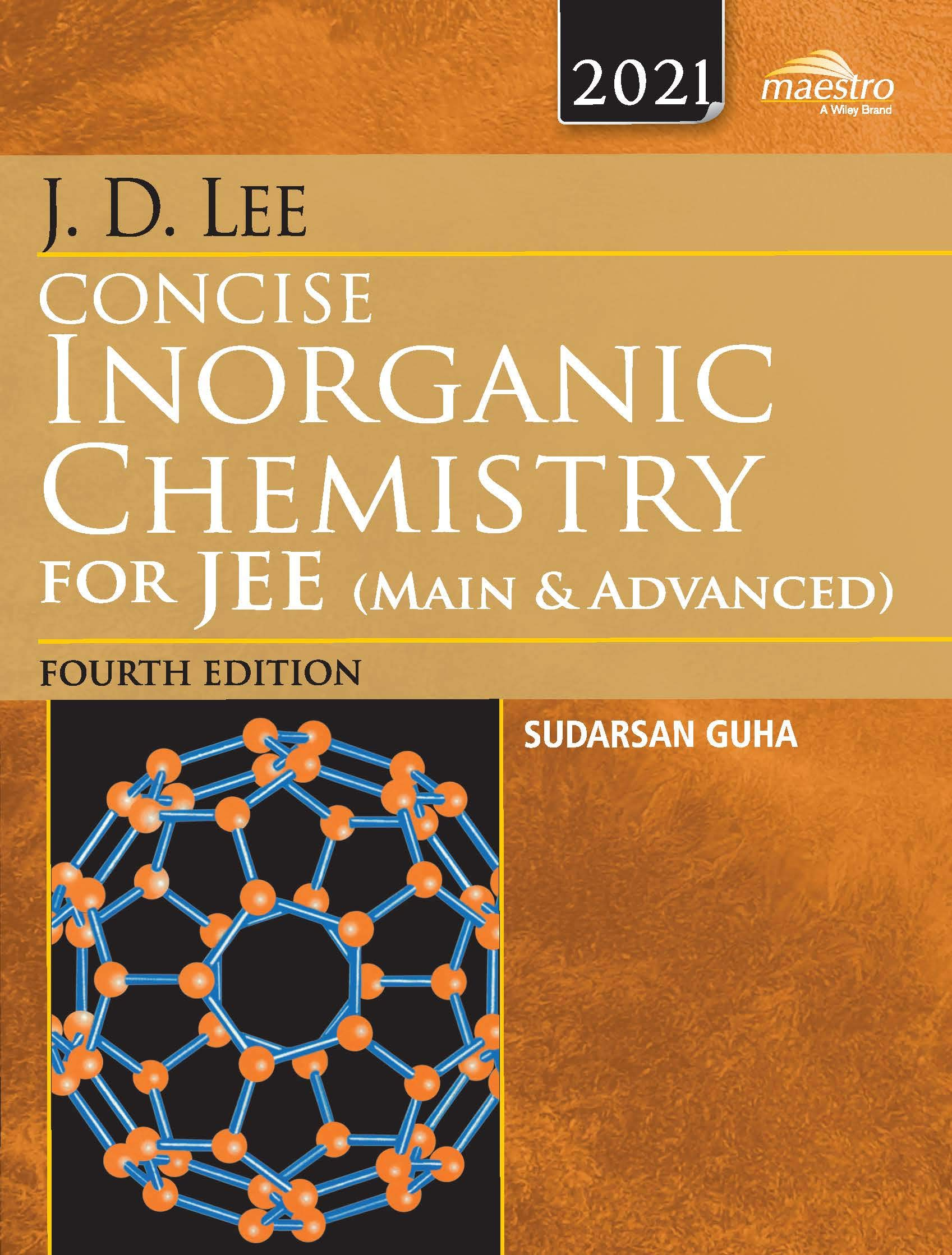 Wiley's J.D. Lee Concise Inorganic Chemistry for JEE