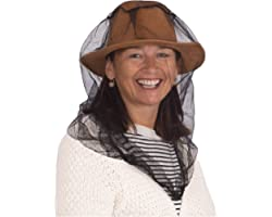 EVEN Naturals Premium Mosquito Head Net Mesh, Ultra Large, Extra Fine Holes, Insect Netting, Bug Face Shield, Soft Durable Fl