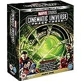 Marvel Studios Cinematic Universe: Phase Three - Parte 1 [Blu-Ray 4K]