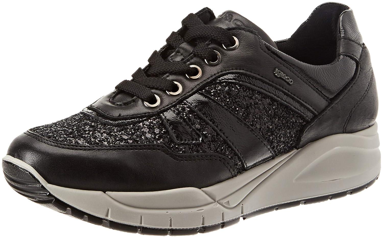 IGI&Co Dsa 21493, Zapatillas de Gimnasia para Mujer 38 EU|Negro (Nero 20)