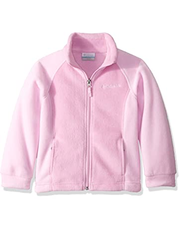 e82ac927 Columbia Youth Girls' Benton Springs Jacket, Soft Fleece, Classic Fit