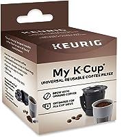 Keurig My Kcup Universal Coffee Filter, Black