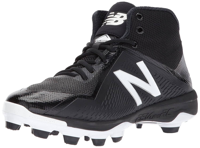 New Balance Men's PM4040v4 Molded Baseball Shoe B01NBA2VEG 12.5 2E US Black