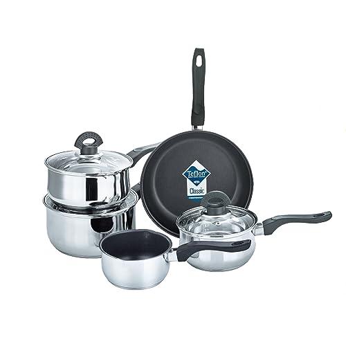 induction saucepans for hobs. Black Bedroom Furniture Sets. Home Design Ideas