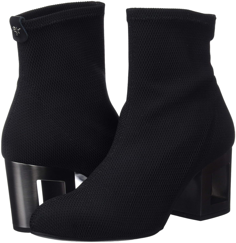 PEDRO MIRALLES Damen 24473 Kurzschaft Stiefel Negro) Schwarz (Negro Negro) Stiefel bf9a99