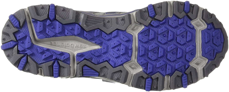 New Balance Woherren WT410v5 Cushioning Trail Running Running Trail schuhe Steel 6.5 B US 38487c