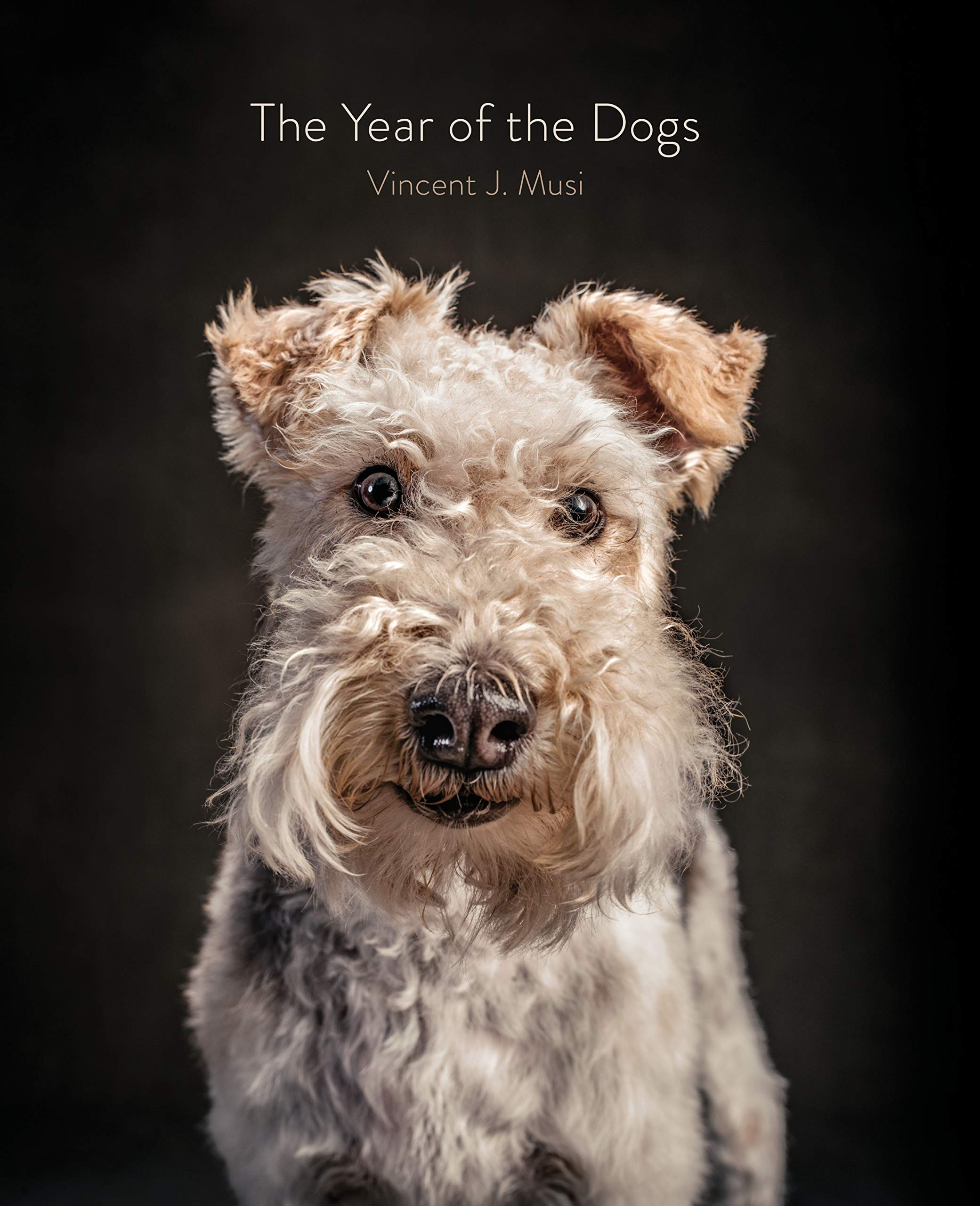 The Year of the Dogs book cover