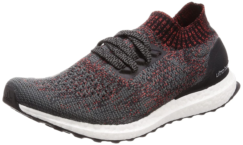 Adidas Ultraboost Uncaged, Zapatillas de Trail Running para Hombre 46 EU|Gris (Carbon/Negbas/Ftwbla 000)